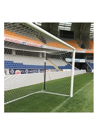 Selex S045Hex Altıgen Futbol Kale Filesi 2 Adet Beyaz